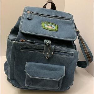Vintage Fossil Denim backpack: Excellent condition
